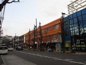 平成31年3月16日 夕方のとちの木通りです