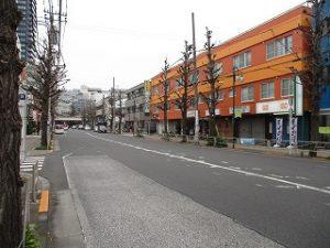 平成31年3月26日 朝のとちの木通りです