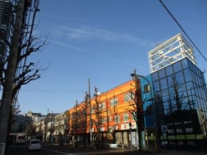 平成31年4月9日 とちの木通りです