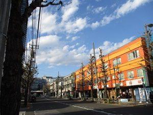平成31年4月15日 今日のとちの木通りです