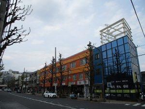 平成31年4月19日 午後のとちの木通りです