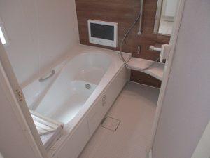 浴室TVなど室内設備も充実してます