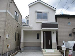 大和田町 新築戸建(リンク切れの際は販売終了となります)