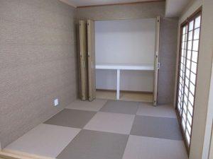 琉球畳のお部屋