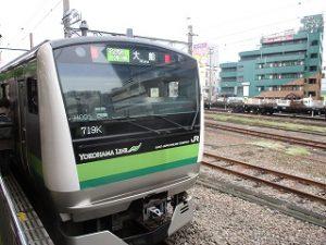 始発駅の八王子から横浜線に乗って~
