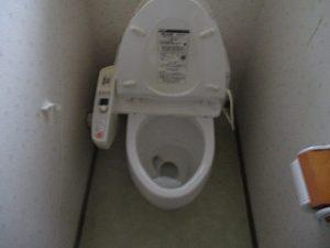 トイレからは排水が逆流しやすいので要チェック