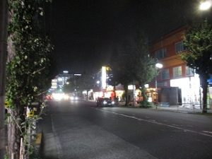 令和元年11月8日 夜のRoom's Barイマソラです