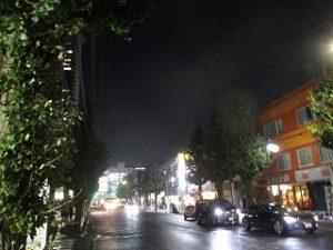 令和元年11月11日 夜のRoom's Barイマソラです