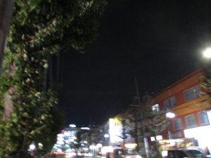 令和元年11月18日 夜のRoom's Barイマソラです