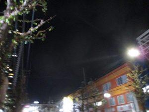 令和元年12月3日 夜のRoom's Barイマソラです