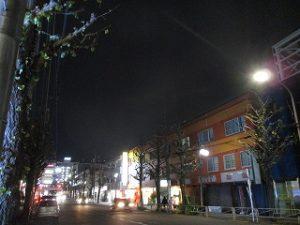 令和元年12月7日 夜のRoom's Barイマソラです
