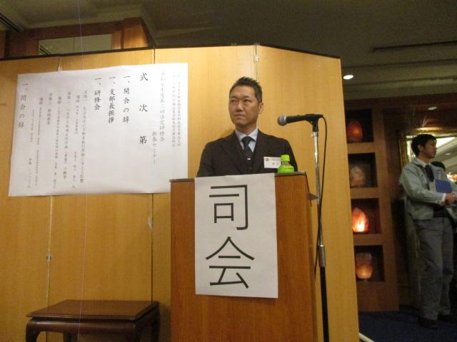中川社長が司会でした