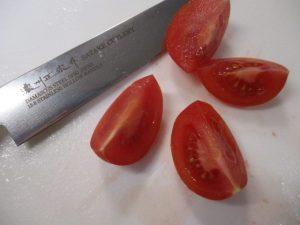 トマトが潰れない!