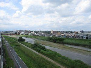 これは八王子の浅川ですが。。。