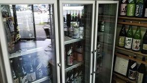 冷蔵庫にもいっぱい!(当たり前)