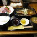 今日は煮魚定食!