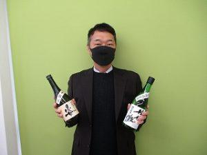 中川社長も喜んでくれました(^^)