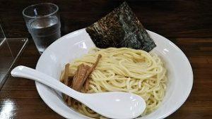 麺がきれいでのどごしツルツル(^^)