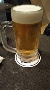 妻はランチビール
