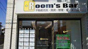 2021年7月23日朝のRoom's Bar店頭です
